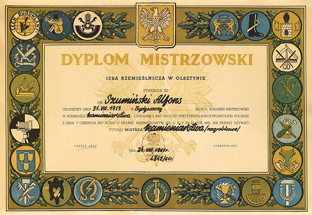 Dyplom-1961